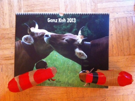 Ganz-Kuh-Kalender