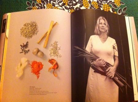 Tina Hauser aus Näfels und ihre Gewürze