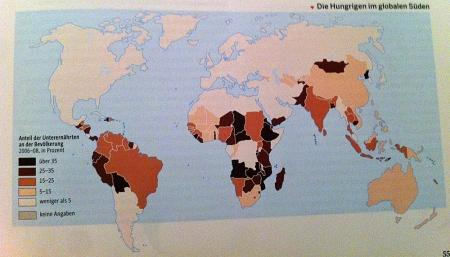 Die Hungrigen im globalen Süden