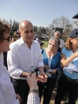 """Gewerkschaftsführer und Parlamentarier in spe: """"Momo"""" Venegas"""