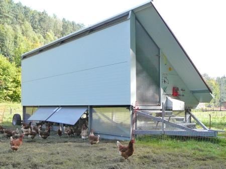 Hühnermobil