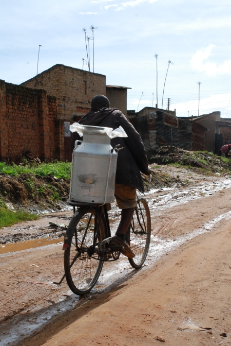 Ouganda Transport de Lait 1
