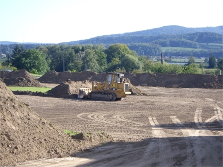Landi Neubau Klingnau