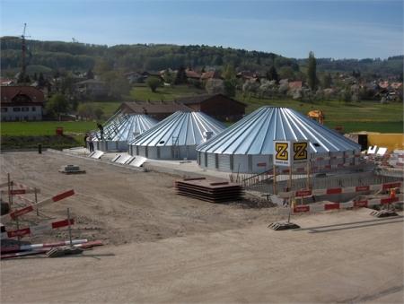 Landi Neubau Mühlethurnen